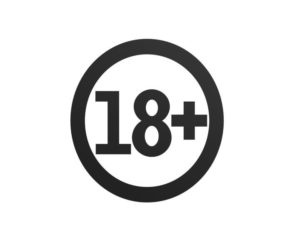 Возрастное ограничение 18+