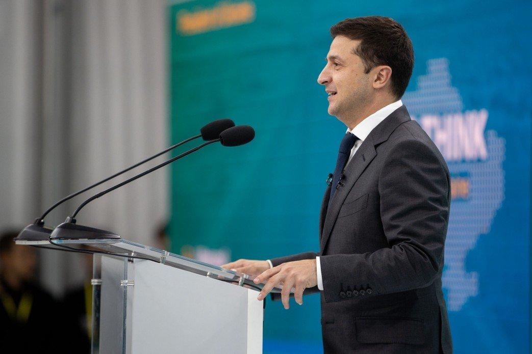 Оказывается, Украина на пороге экономического прорыва, так считает Зеленский