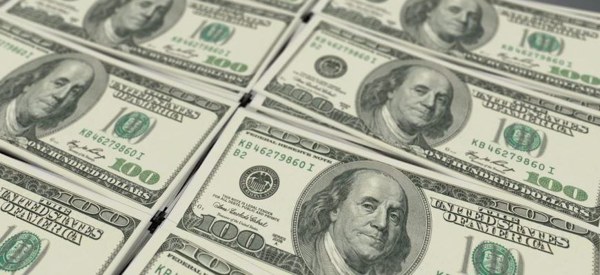 ФРС США включает печатный станок