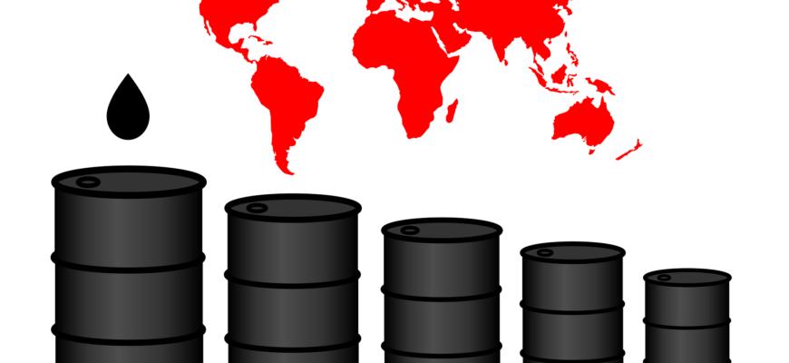 Впервые за всю историю, за баррель американской нефти WTI дают 0 долларов