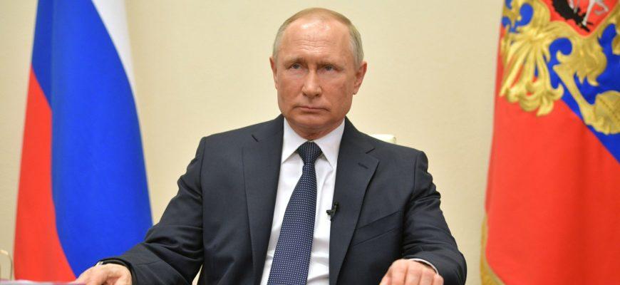 Владимир Путин поздравил православных россиян с Пасхой