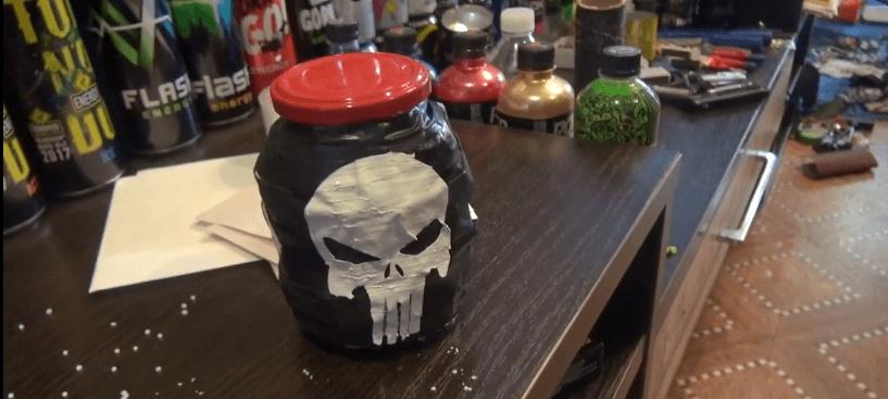 В Волгограде у парня обнаружена лаборатория по производству опасных веществ