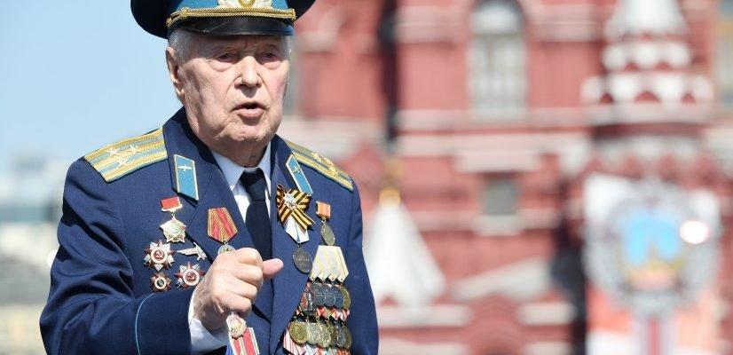 За задержание 90-летнего ветерана и изъятие медалей, против Украины надо вводить санкции