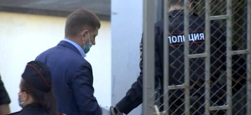 Суд закрыл для СМИ заседание по делу Фургала в связи с угрозами фигурантам