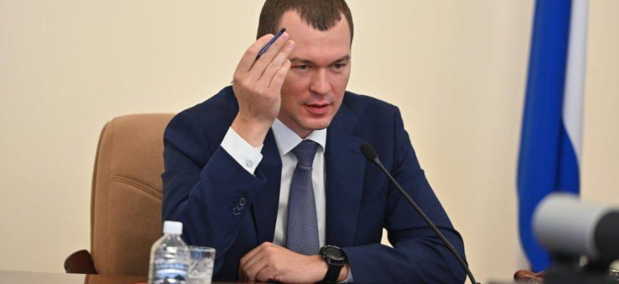 Дегтярёв не покинет Хабаровский край вопреки продолжающимся протестам