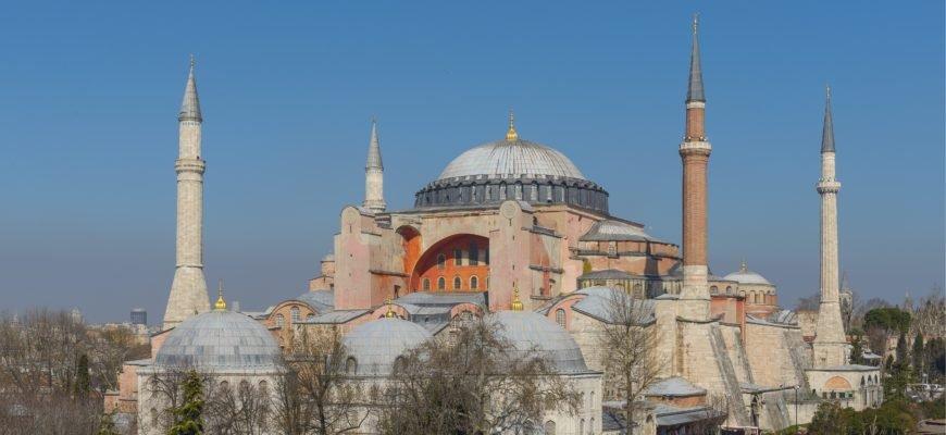 Наследие Ататюрка отходит в прошлое: Святая София снова станет мечетью