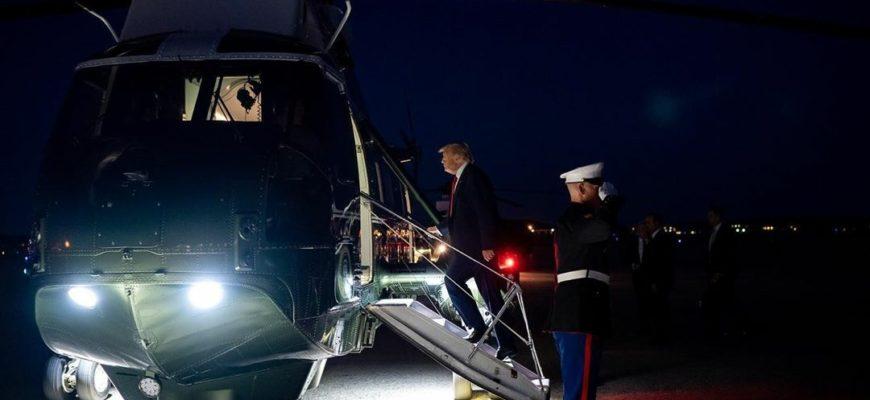 Трамп опять наврал про несуществующие в США ракеты