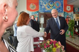 Лукашенко официально объявлен победившим на выборах президента Белоруссии