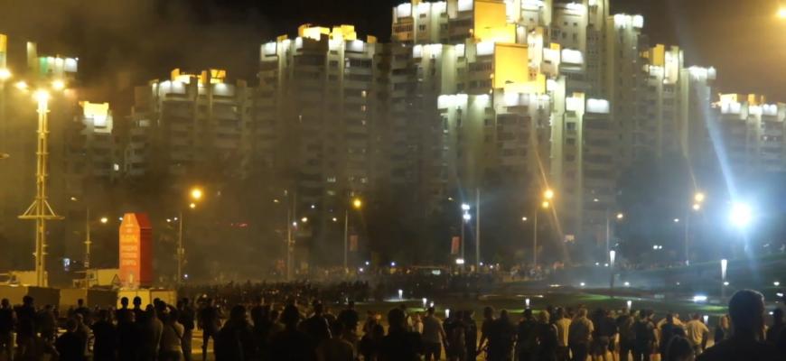 Белорусский майдан: Стоит ли за этим Украина