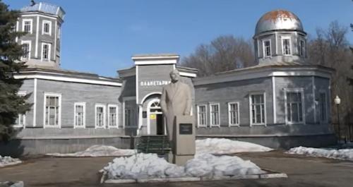 Пензенский планетарий до реконструкции